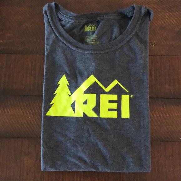 REI Tops - REI logo tee